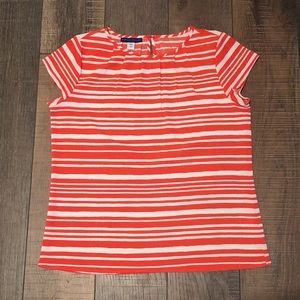 Simply Styled petite striped blouse size M